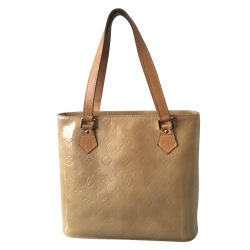 Louis Vuitton 'Vernis Houston Noisette' Tote Bag