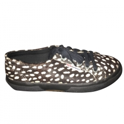 Superga 'Animal print' Sneaker