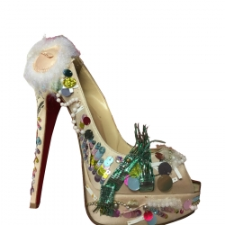 Christian Louboutin 'Make Up Trash' Pumps
