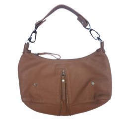 Longchamp Small cowhide leather handbag