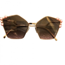 Fendi 'Can Eye' Sunglasses