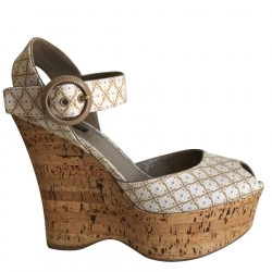 Louis Vuitton Wedges Sandals