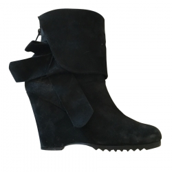 Juicy Couture Wedge Ankle Boots