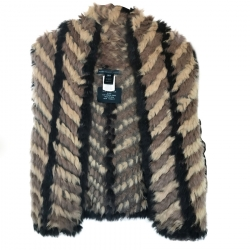 Marc by Marc Jacobs Fur Gilet