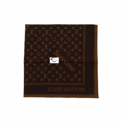 Louis Vuitton x Supreme Bandana