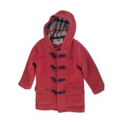 Burberry Kids Duffle-Coat