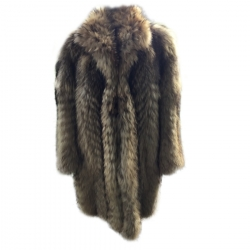Fourrure Authentique Fur Coat