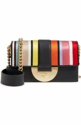 Diane von Furstenberg Bonne Journée Ribbon Crossbody Bag
