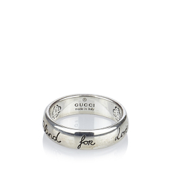 Gucci ON SALE!!! Blind For Love Ring