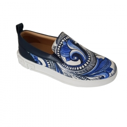 Versace Slip-on Sneakers