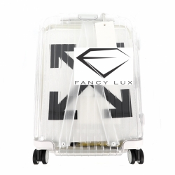 Rimowa Off-White x Rimowa Transparent Gepäck