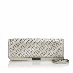 Burberry Willow Leather Clutch