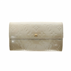 Louis Vuitton Beige Wallet