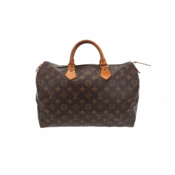 Louis Vuitton Monogram Speedy 35 Bag