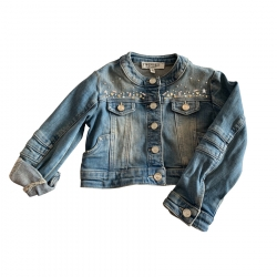 Twin Set Veste en jeans
