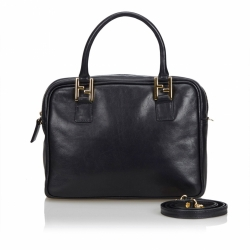Fendi Leather Satchel