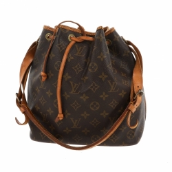 Louis Vuitton Petit Noe Bag Monogram