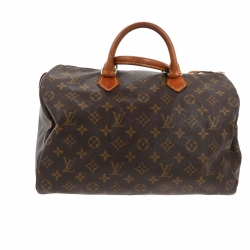 Louis Vuitton Speedy 35 Monogram Bag