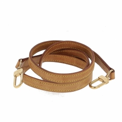 Louis Vuitton leather shoulder strap