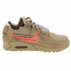 Nike The 10 Air Max 90 Parachute beige / Bright mango