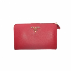 Prada Cherry Wallet