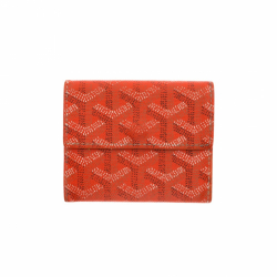 Goyard Saint Suplice Orange Wallet