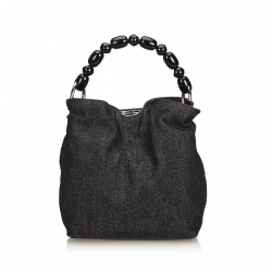 Christian Dior Denim Malice Handbag