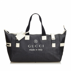 Gucci Large Logo Tote