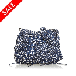 Prada ON SALE!!! Printed Nylon Shoulder Bag