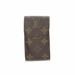 Louis Vuitton Cigarettes Case Monogram