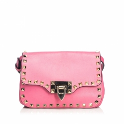 Valentino Small Rockstud Crossbody Bag