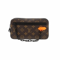 Louis Vuitton Volga Monogram Pochette with chain