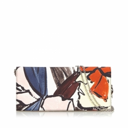 Christian Dior Nylon Printed Crossbody Bag