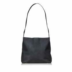 Celine Fabric Shoulder Bag