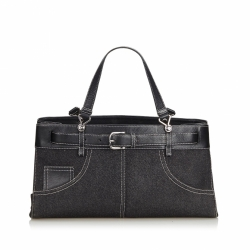 Christian Dior Denim Handbag