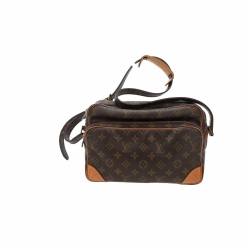 Louis Vuitton Nile bag Monogram