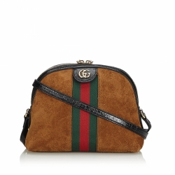 Gucci Small Suede Ophidia
