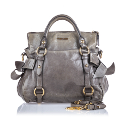 Miu Miu ON SALE!!! Vitello Bow Satchel