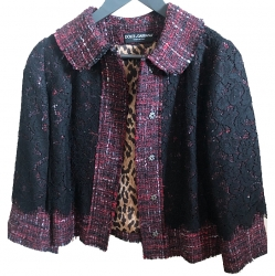 Dolce & Gabbana Wool jacket