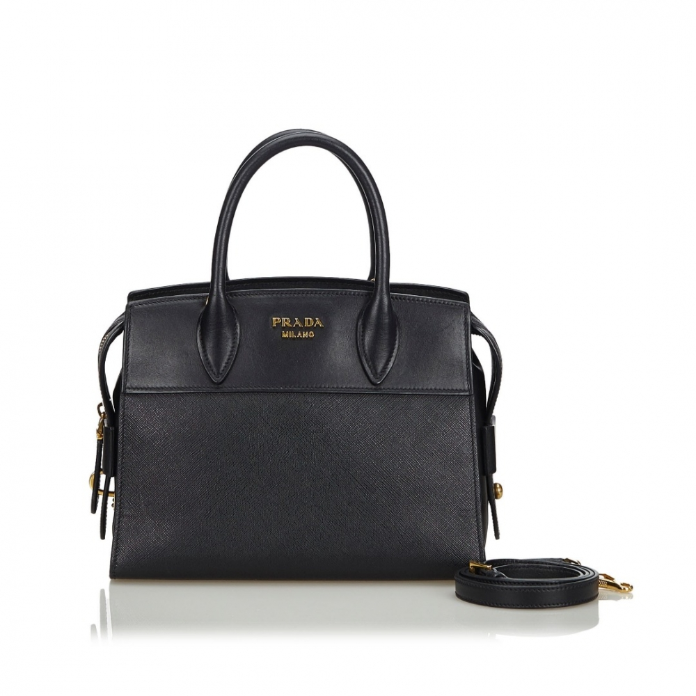 e627a697 Prada - Saffiano Leather Esplanade Tote Bag : MyPrivateDressing. Buy and  sell vintage and second hand designer fashion and watches. Free listing. ...