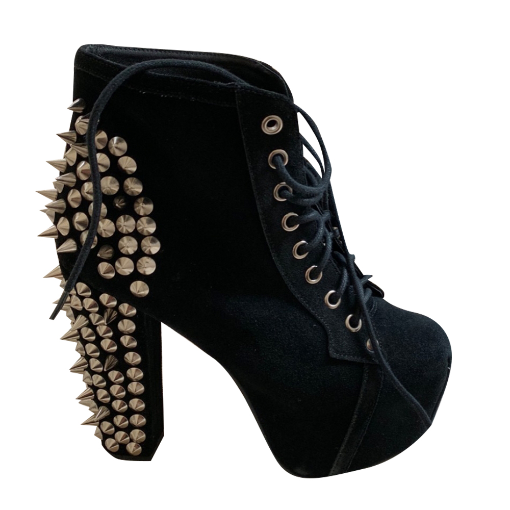 online retailer 6511f c4684 Jeffrey Campbell - Boots : MyPrivateDressing. Buy and sell vintage and  second hand designer fashion and watches. Free listing. Authenticity –  Trade ...