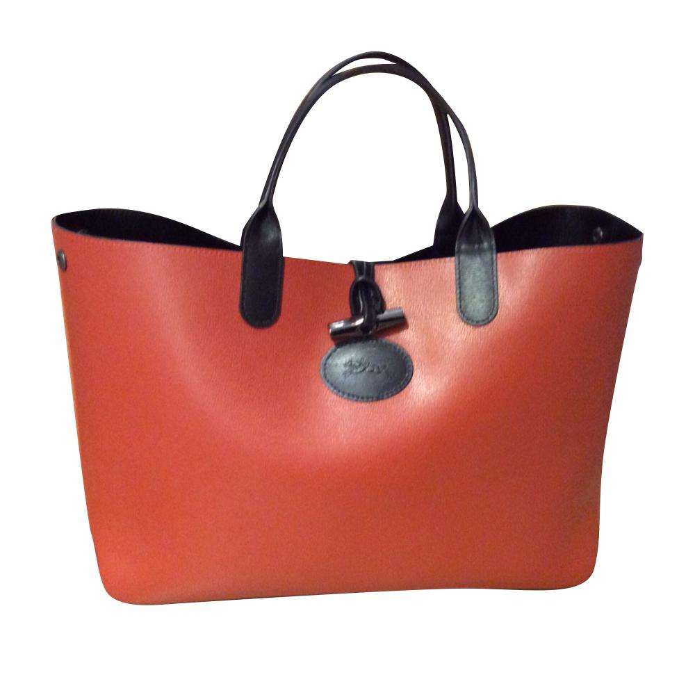 Sac roseau réversible - Longchamp | MyPrivateDressing