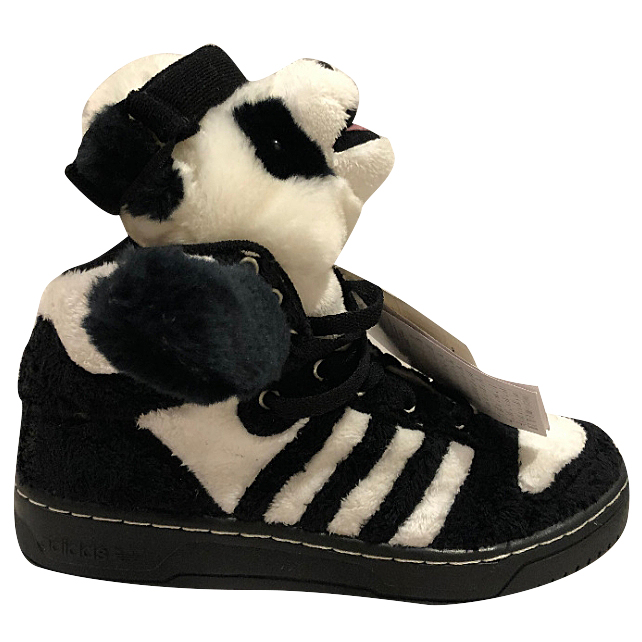 réplica Problema Limitado  Adidas - x Jeremy Scott Panda Sneaker : MyPrivateDressing. Buy and sell  vintage and second hand designer fashion and watches. Free listing.  Authenticity – Trade Protection – Money back Guaranteed