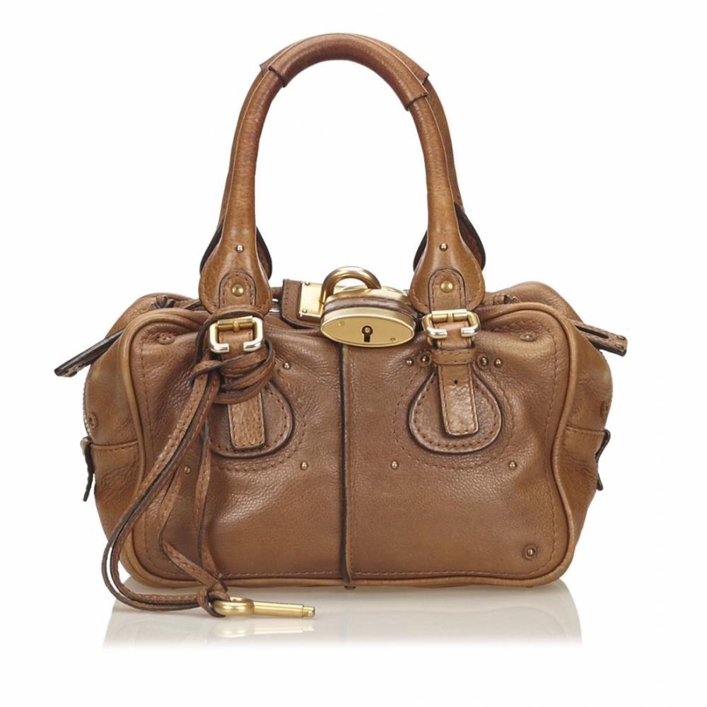 Chloé -  Paddington  Handbag   MyPrivateDressing. Buy and sell ... 2aee460b60e89