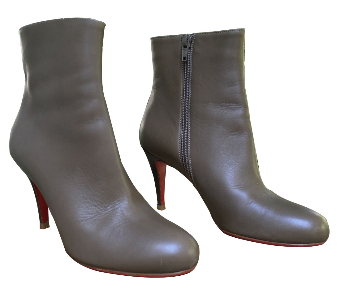 44f464566525 Christian Louboutin - Ankle Boots   MyPrivateDressing. Buy and sell ...