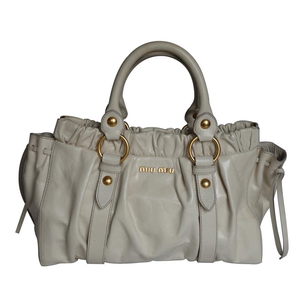7bd5936a22a3 Miu Miu - Handbag   MyPrivateDressing. Buy and sell vintage and ...