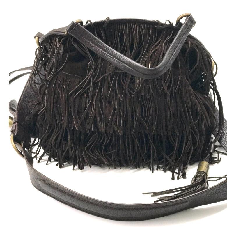 7684069c1857b Lancel - Fransen Handtasche   MyPrivateDressing Schweiz. Kaufen und ...