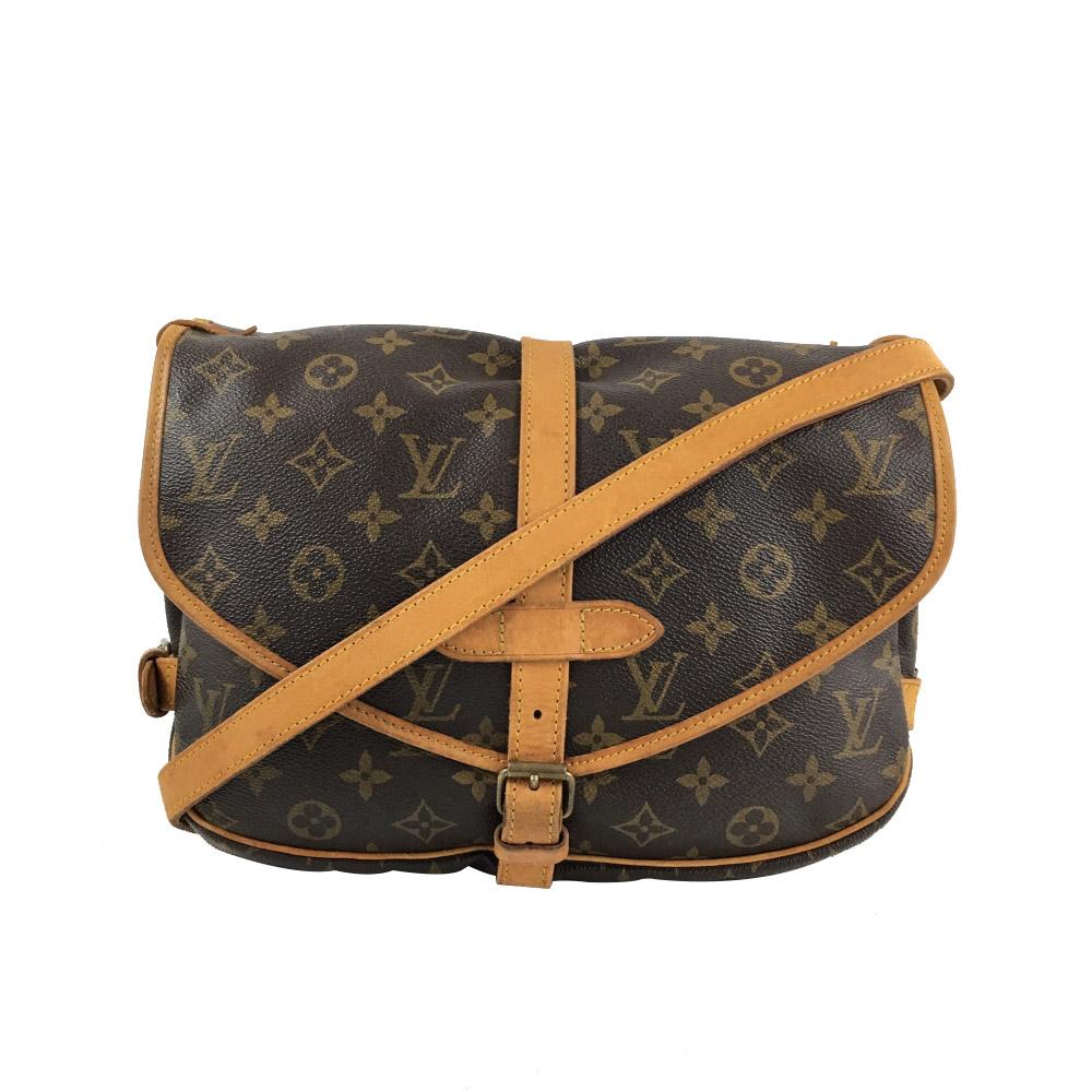Louis Vuitton - Saumur 30 Bag Bandouliere in monogram ... b937c6afa85