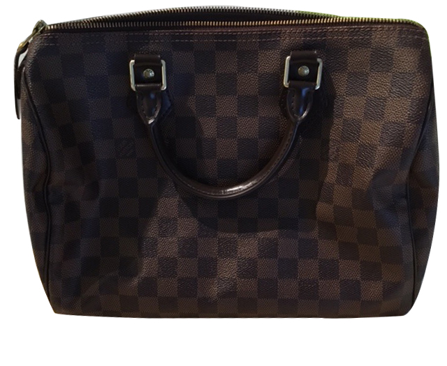 67d6c14cb5 Louis Vuitton - Speedy 30 Damier Ebène : MyPrivateDressing. Buy and ...