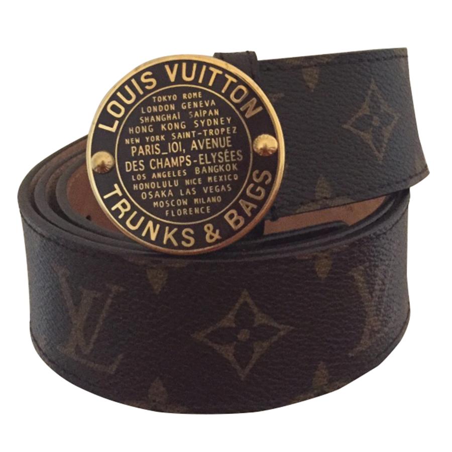 Louis Vuitton - Ceinture monogramme   MyPrivateDressing vide ... 92e2233962e